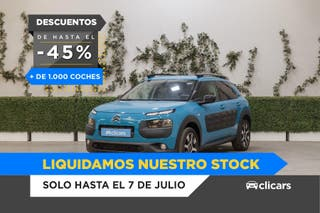 Citroën C4 Cactus BlueHDi 73KW (100CV) Feel Edition