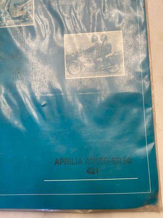 Aprilia Amico RS -50.