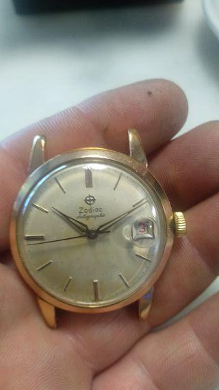 reloj Zodiac rotographic