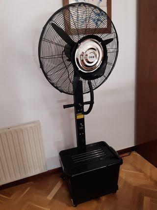 ventilador nebulizador industrial