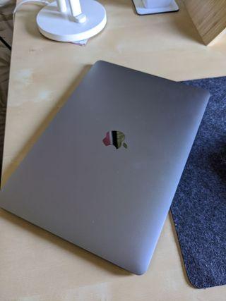 """Macbook Pro 13"""", 16gb ram, 500gb, i7 2.7 Ghz"""