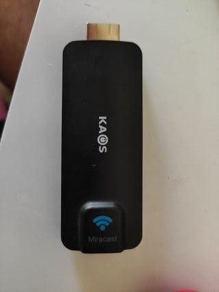 adaptador para tener smart tv EZCAST