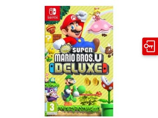 Súper Mario Deluxe switch