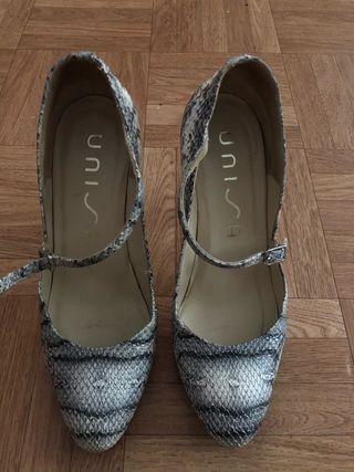 Zapato piel Unisa 37