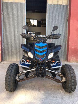 Yamaha Raptor 660 r