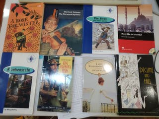 Libros de lectura inglés