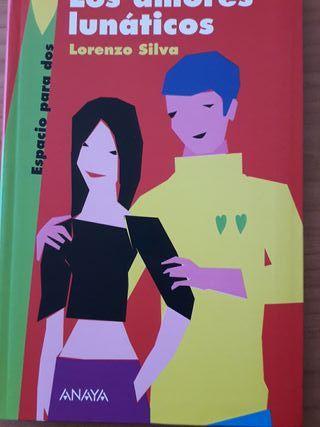 Libro de lectura juvenil. Los amores lunáticos.