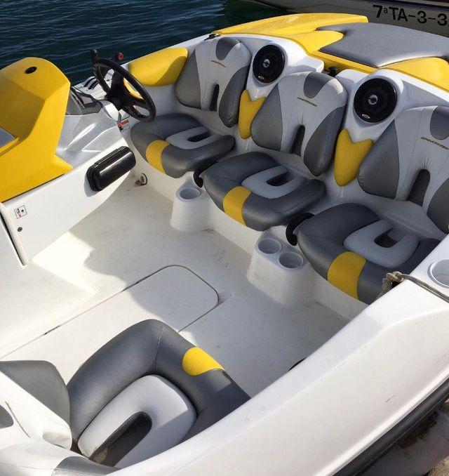 Lancha Sea Doo, Speedster,sportster , Bombardier De