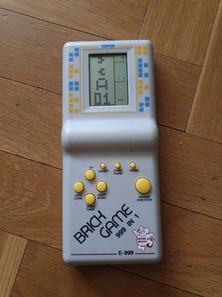 Consola de videojuegos Vintage con 999 juegos