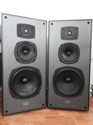 altavoces hifi Celestion DL-10