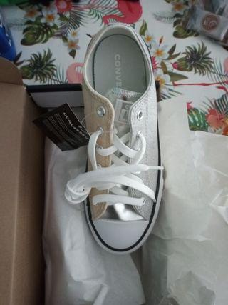 Zapatillas Converse originales n°37