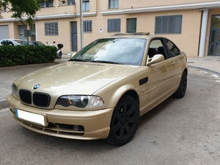 BMW 318ci Coupe