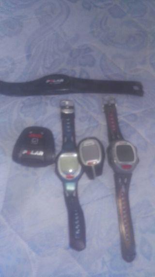 relojes polar gps