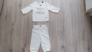 pijama talla 12 meses