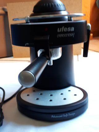 Cafetera presión Ufesa