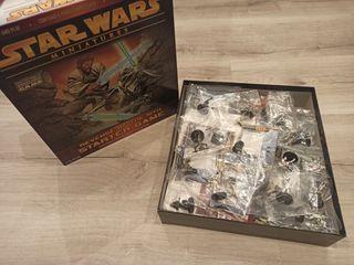 Juego de mesa star wars miniatures