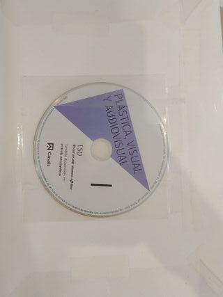 PLÁSTICA Y VISUAL 1 ESO ISBN9788421854730