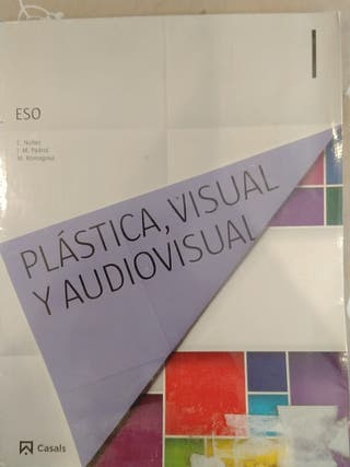 PLÁSTICA Y VISUAL 1 ESO ISBN9788421854730