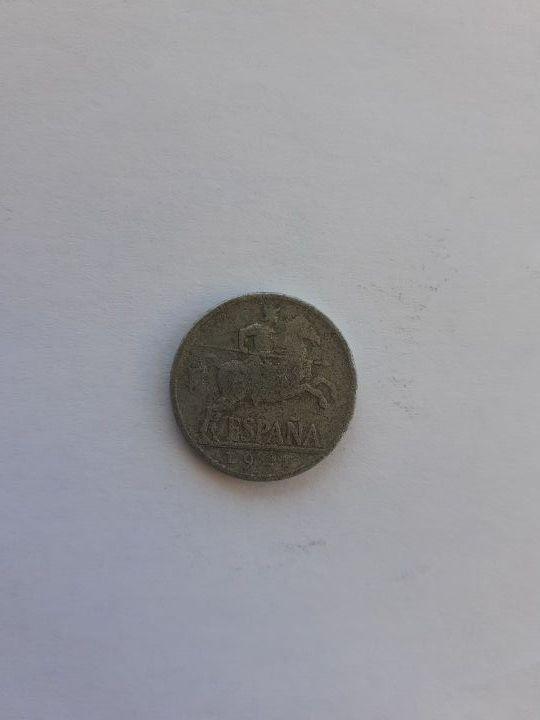 Moneda 5 céntimos