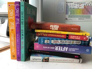 OFERTA libros juveniles 2 x 10€ a escoger