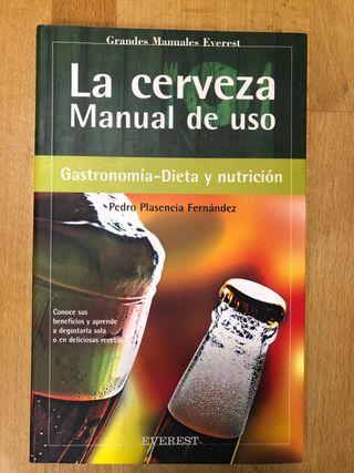 Libro La cerveza Manual de uso