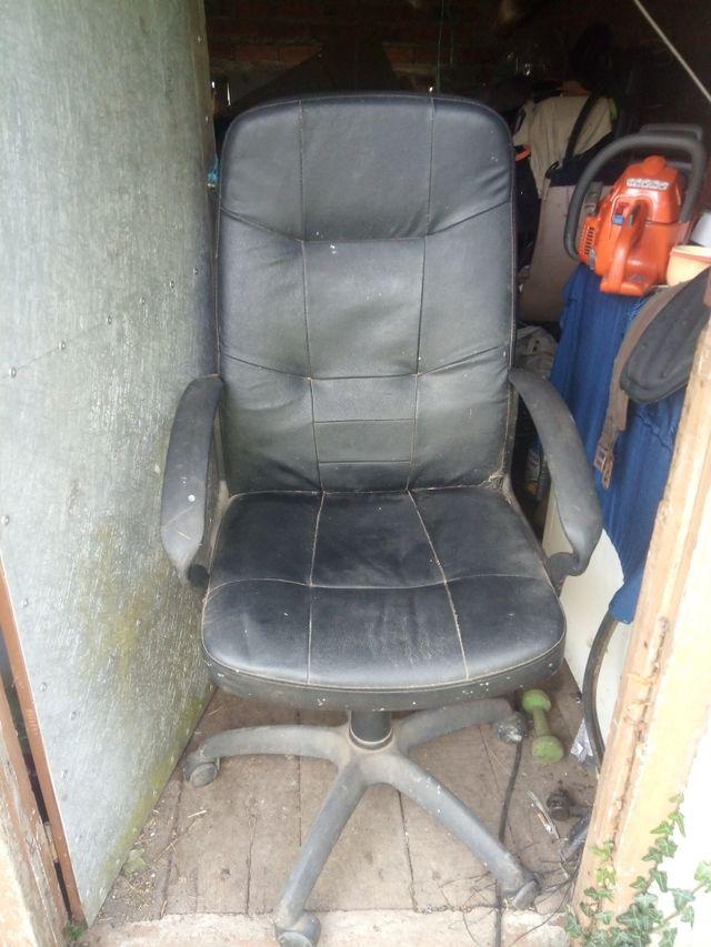 se vende sillón de oficina
