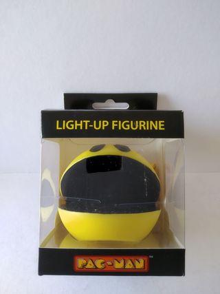 Lampara led 6,5 cm con correa Pac- Man.