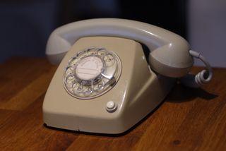Teléfono Heraldo CITESA Vintage años 60-70