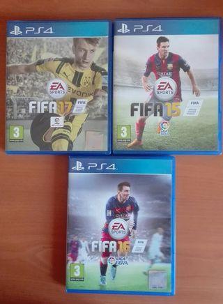 Videojuegos PlayStation 4.