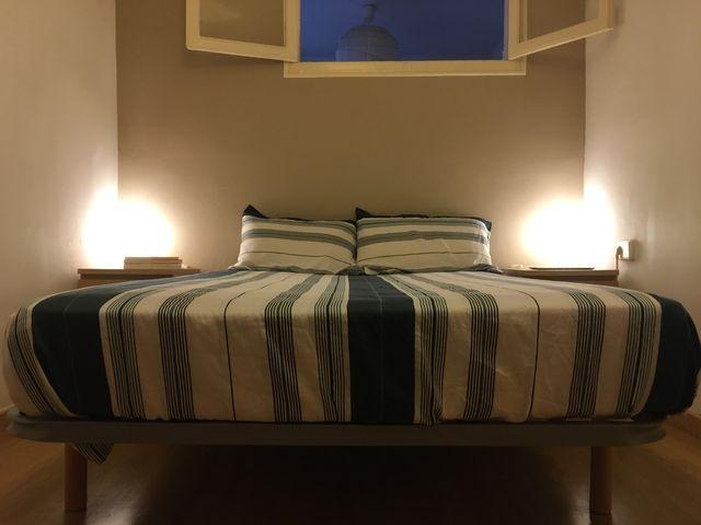 Cama y colchón de 135 - ¡HOY REGALO!