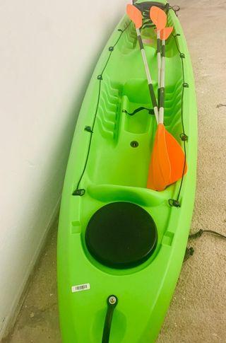 kayak 3+2 Tribord Rígido