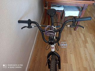 bicicleta bmx - monty