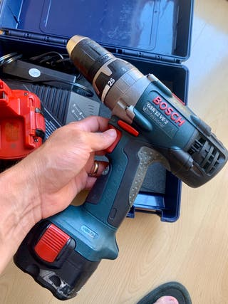 Taladro/Atornillador GSR 12 VE-2 Professional
