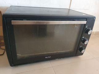 Vendo horno es bastante grande va perfecto!