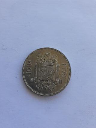Moneda 100 pesetas de 1975