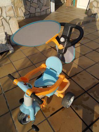 Triciclo Evolutivo Feber Baby plus music