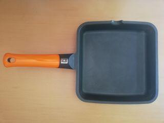 sarten grill Bra