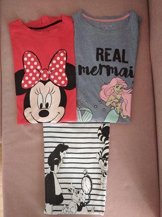 Camisones Disney