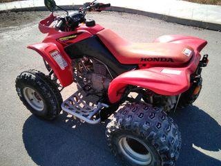 quad Honda sportrax 250 cc económico