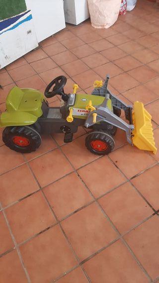 tractor niños de 3 a 8 años
