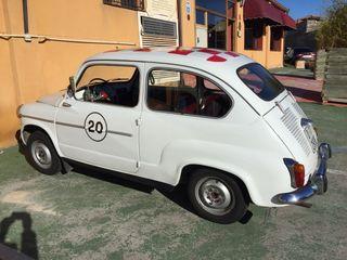 SEAT 600D de 1969