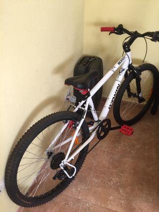 Bici BTWIN ROCKRIDER 300 vencambio