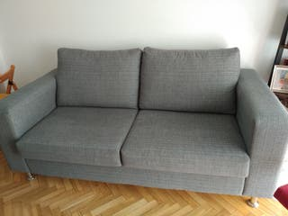 sofá gris marengo perfecto estado