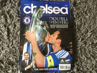 CHELSEA FC OFFICIAL MAGAZINE - July 2012