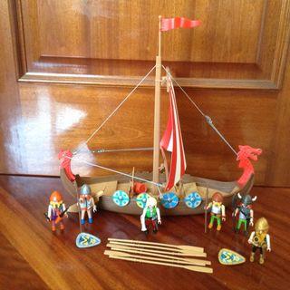 Playmobil Barco Vikingo 3150
