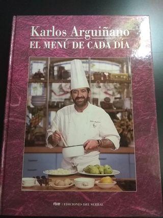 Libro Karlos Arguiñano