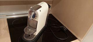 Cafetera Nespresso Citiz cápsulas