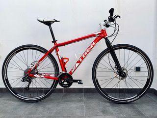 Bicicleta Trek Polivalente