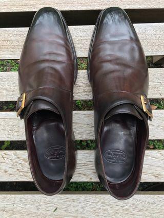 Zapatos hebilla Crockett&Jones Hand Grade (9.5)