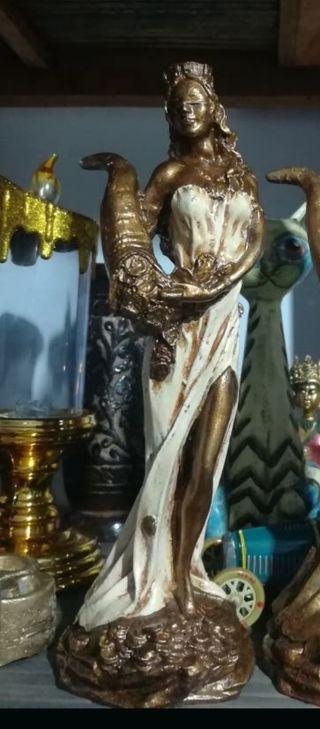 Diosa de la fortuna 30 cm